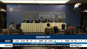 Ekspor CPO & Lauric Diprediksi Naik 8,8%