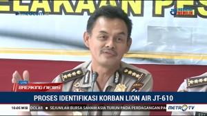 Tes DNA Korban Lion Air Dilakukan Bertahap