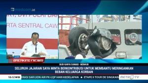 Menhub Minta Lion Air Dampingi Keluarga Korban