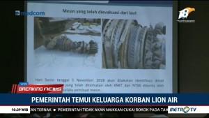 KNKT: Pesawat Lion Air Diduga Jatuh dengan Kecepatan Tinggi