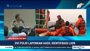 189 Data Antemortem Korban Lion Air Terverifikasi