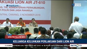 Orang Tua Korban Keluhkan Sikap Lion Air