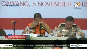 Berderai Air Mata, Kabasarnas Yakin Dapat Evakuasi Seluruh Korban Lion Air