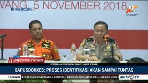 Kapusdokkes: Seluruh Korban Lion Air akan Teridentifikasi