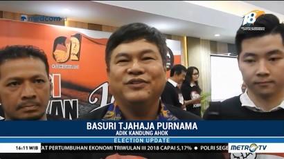 Adik Ahok Dukung Jokowi-Ma'ruf