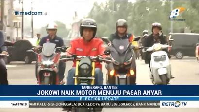 Jokowi Geber Motor Baru