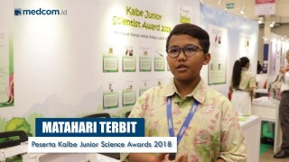 Indonesia Science Expo 2018 Ajak Generasi Millenial Cinta Sains
