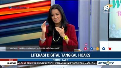 Tips Marcella Zalianty Agar Terhindar dari Hoaks