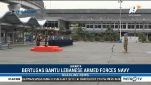 Panglima TNI Sambut Kepulangan Pasukan PBB dari Lebanon