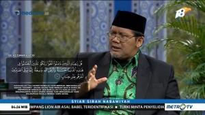 Syiar Sirah Nabawiyah: Kreativitas Dakwah Nabi Muhammad SAW (3)