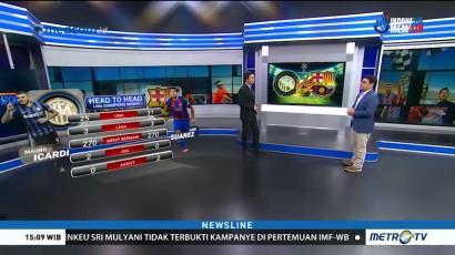 Preview Inter Milan vs Barcelona