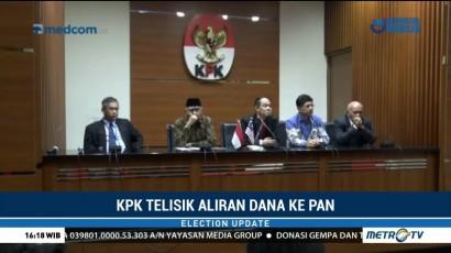 KPK Telisik Aliran Dana Suap ke PAN