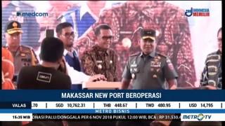 Makassar New Port Layani Pengiriman ke Eropa dan Amerika