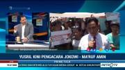 Bergabungnya Yusril Bantah Tudingan Jokowi Anti-islam