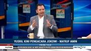 Yusril Bisa Menjadi Mesin Politik Jokowi-Mar'uf Amin