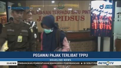 Kejagung Tahan Istri Pegawai Pajak yang Terima Suap Rp5 Miliar