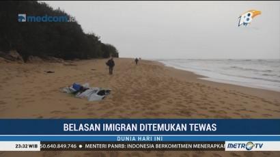 Belasan Imigran Asal Afrika Utara Tewas di Laut Mediterania