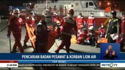 Masa Pencarian Lion Air PK-LQP Berakhir Besok