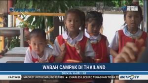 Wabah Campak di Thailand, 14 Orang Meninggal Dunia