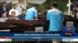 17 Jenazah Korban Lion Air Diserahkan ke Keluarga