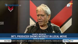 International Producer Shows Interest in Local Movie