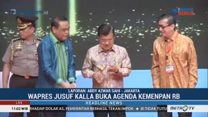 JK Buka The International Public Service Forum 2018 di JCC