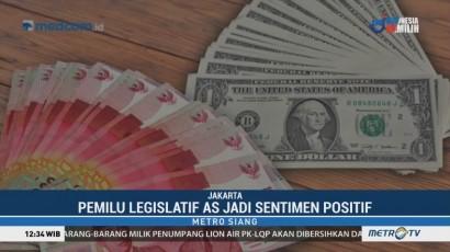 Menguat, Rupiah Tinggalkan Posisi 15.000 per Dolar AS