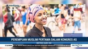 Ini Dua Perempuan Muslim Pertama yang Terpilih Jadi Anggota Kongres AS