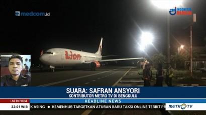 Lion Air Tabrak Tiang, Penerbangan di Bandara Bengkulu Tak Terganggu