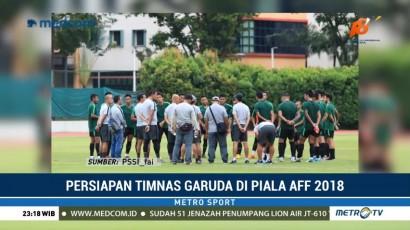 Persiapan Timnas Garuda Jelang Piala AFF 2018