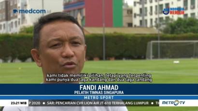 Jelang Laga Perdana Piala AFF, Ini Kata Fandi Ahmad