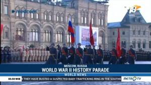 World War II History Parade