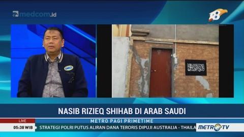 Nasib Rizieq Shihab di Arab Saudi (1)