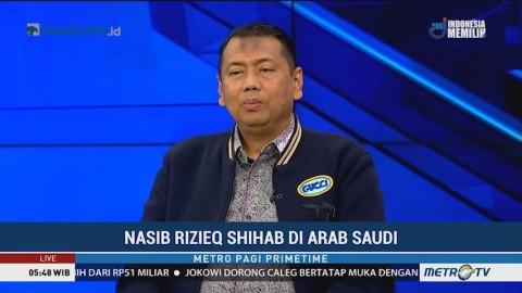 Nasib Rizieq Shihab di Arab Saudi (2)