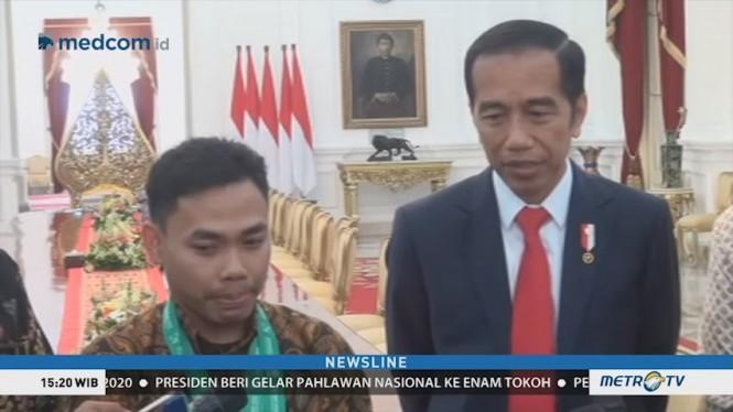 Eko Yuli Terima Bonus dari Jokowi