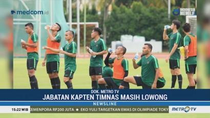 Ini Nomor Punggung Pemain Timnas Garuda di Piala AFF