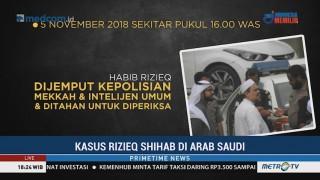 KBRI Riyadh Beri Perlindungan pada Rizieq