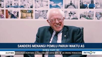 Sanders Menang Mudah di Pemilu Sela AS