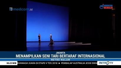 Indonesia Dance Festival 2018, Tampilkan Seni Tari Bertaraf Internasional