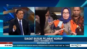 Bedah Editorial MI: Siasat Busuk Pejabat Korup