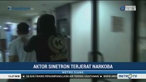 Mantan Pesepakbola dan Aktor Sinetron CM Terjerat Narkoba