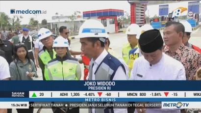 Jalan Tol Dorong Konektivitas Antar Wilayah Indonesia