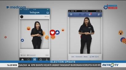 Kampanye di Media Sosial Jadi Unggulan