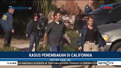 Polisi Investigasi Rumah Pelaku Penembakan di California