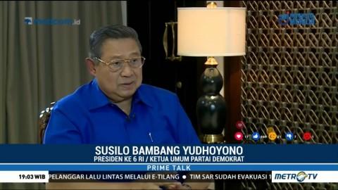 Eksklusif SBY Bicara Tentang Asia Sentinel (1)