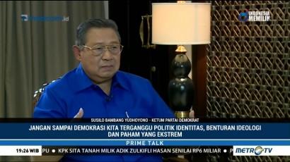 Eksklusif SBY Bicara Tentang Asia Sentinel (3)