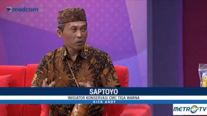 Pengalaman Saptoyo Ditahan Polisi Karena Memperbaiki Hutan