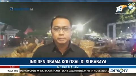 Situasi Terkini Pascainsiden Drama Surabaya Membara