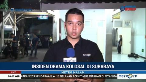 5 Korban Luka Surabaya Membara Jalani Perawatan di RSUD Dr Soetomo