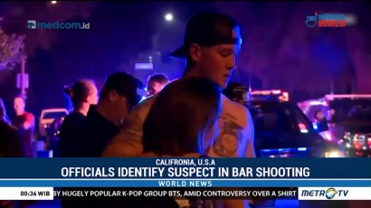 Officials Identify Suspect in Bar Shooting